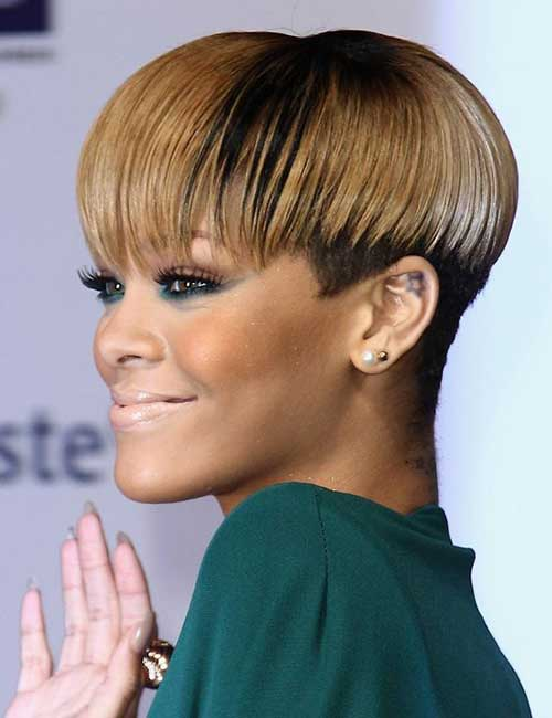 20.Short Hairstyle for Black Women