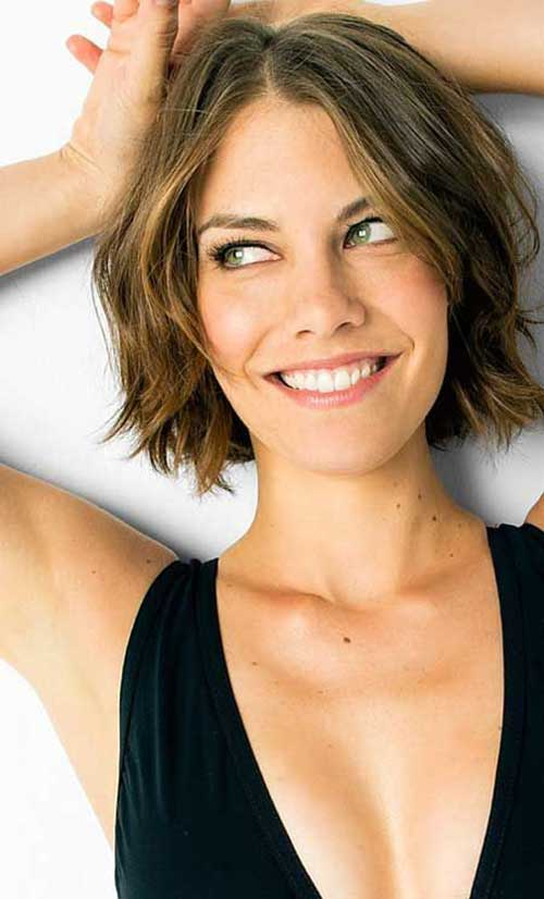 Cute Ways To Style Short Hair-21