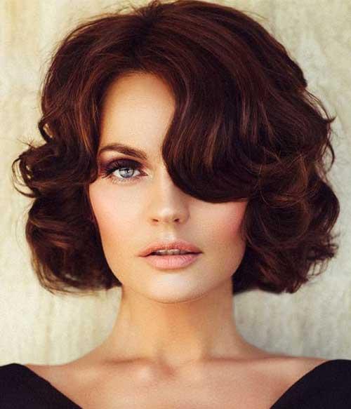 Short Wavy Hair-21
