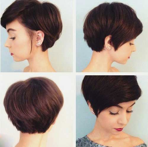 Latest Short Haircuts -23