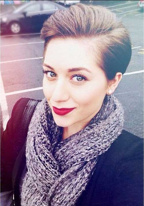 Pictures of Womens Short Haircuts-24