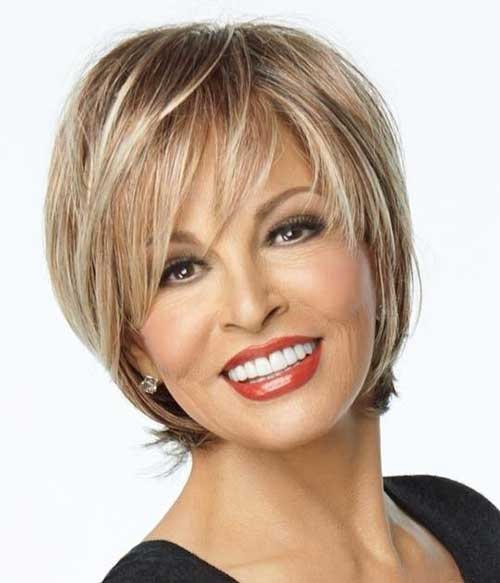 Short Haircut For Older Ladies-24