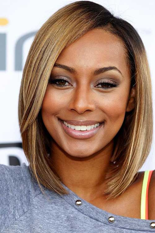 Short Hairstyles for Black Women-25