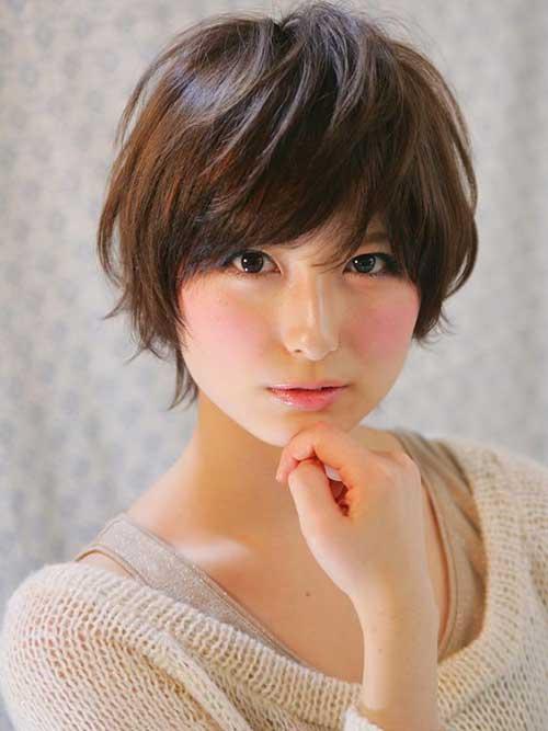 3. Pixie Cut Asian