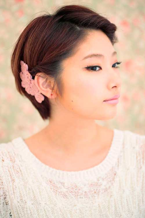 5. Asian Pixie Hair