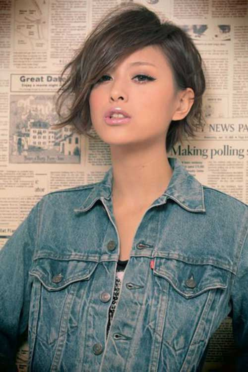 15 Cute Asian Pixie Cut Short Hairstyles Amp Haircuts