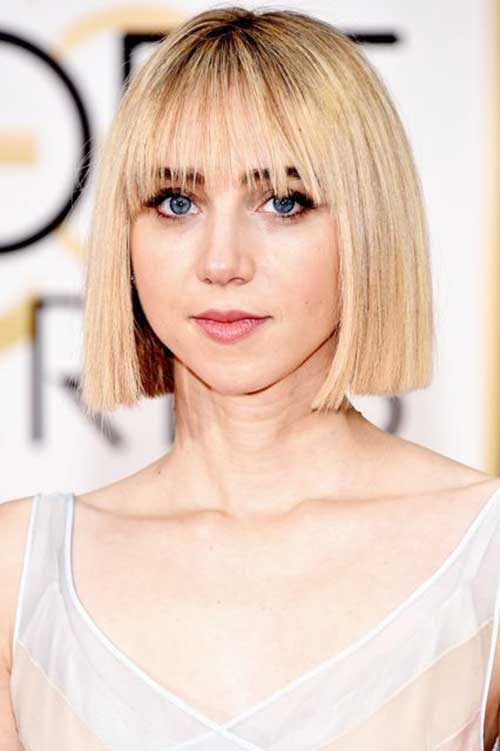 6.Picture of Womens Short Haircut