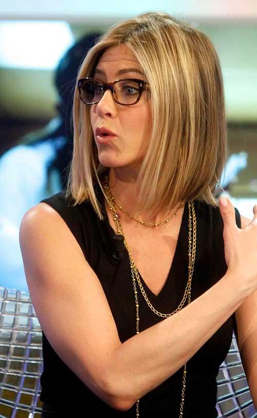 20 Jennifer Aniston Long Bob Short Hairstyles Amp Haircuts