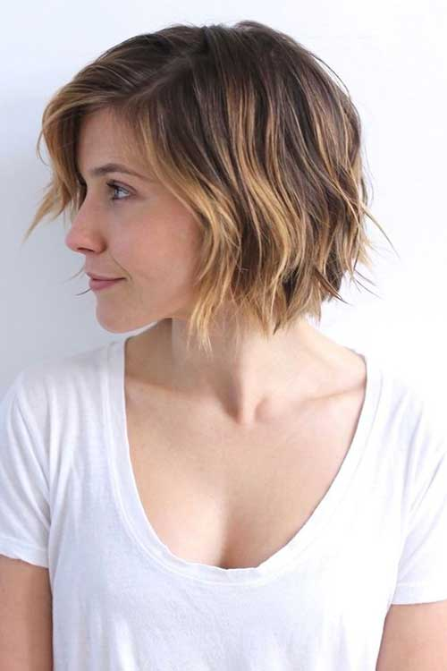 Latest Short Haircuts -7
