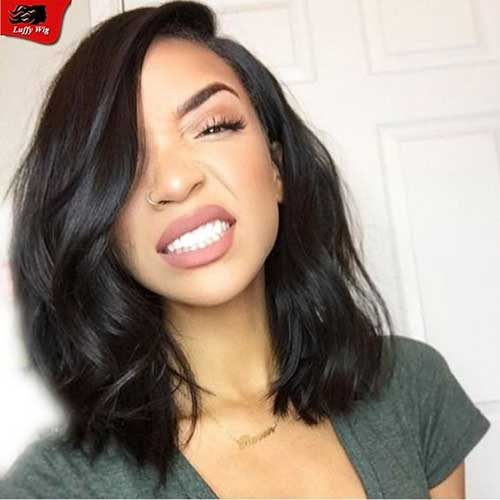 7.Short Hairstyle for Black Women
