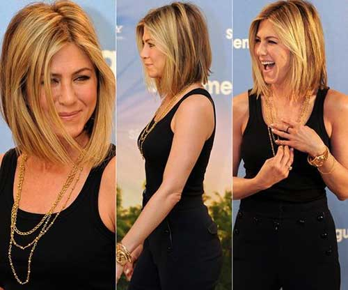 Jennifer Aniston Long Bob-8