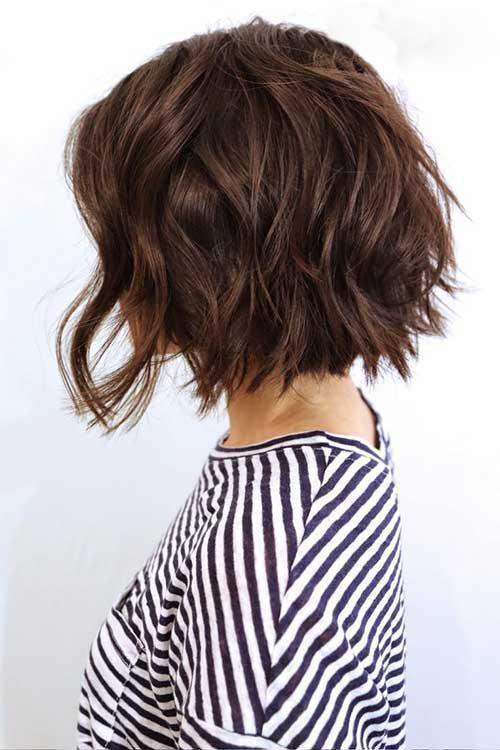 Short Wavy Hair-8