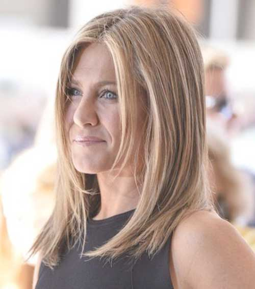Jennifer Aniston Long Bob-9