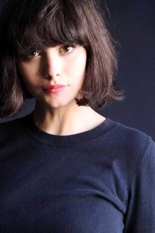 Cute Ways To Style Short Hair-9