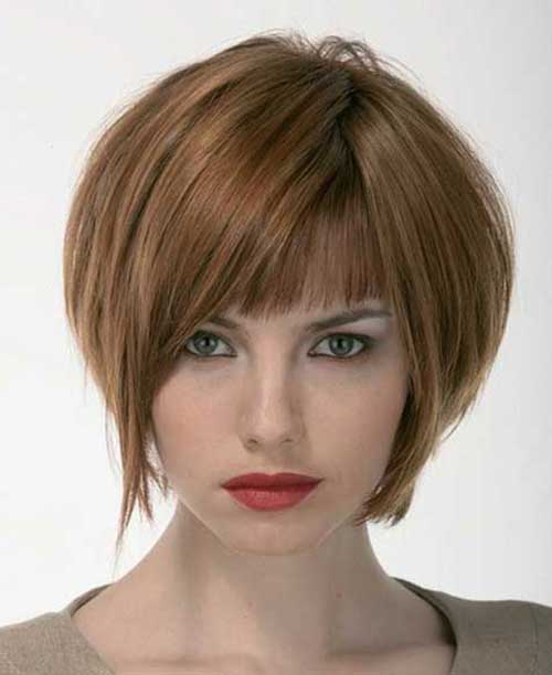 9.Picture of Womens Short Haircut