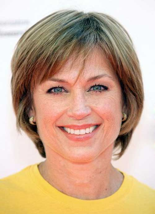 Short Haircut For Older Ladies-9