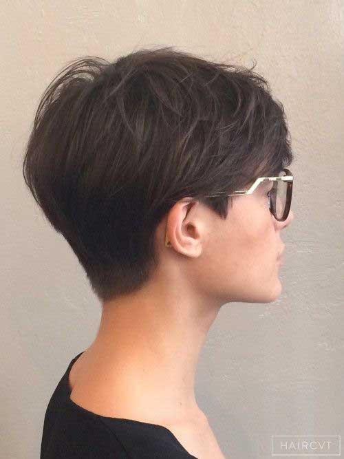 Pixie Style Hair