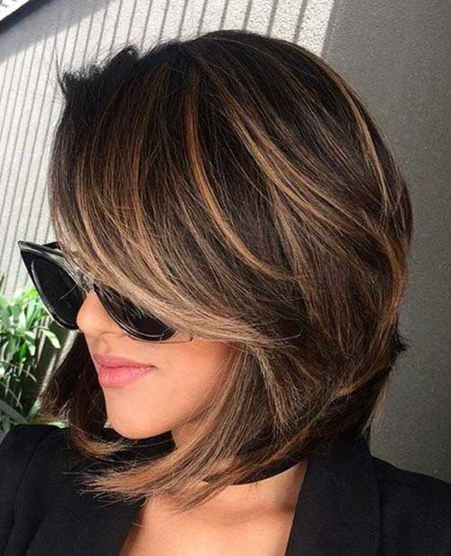 layered haircuts for medium hair 15 best layered haircuts hairstyles 1297