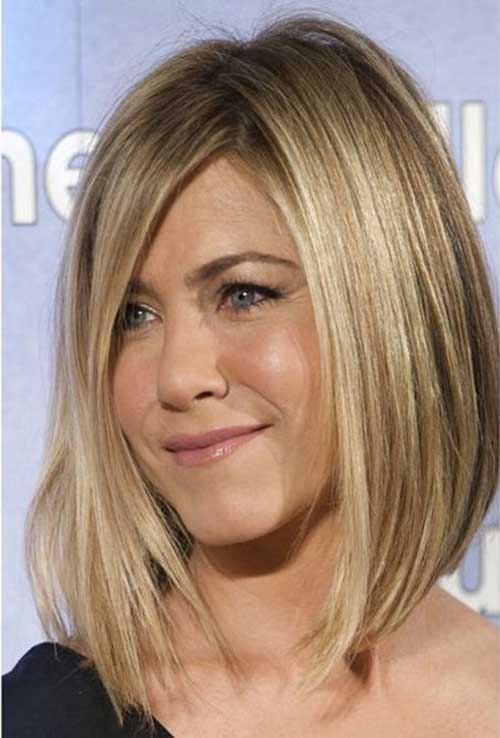 Jennifer Aniston Bob Hair