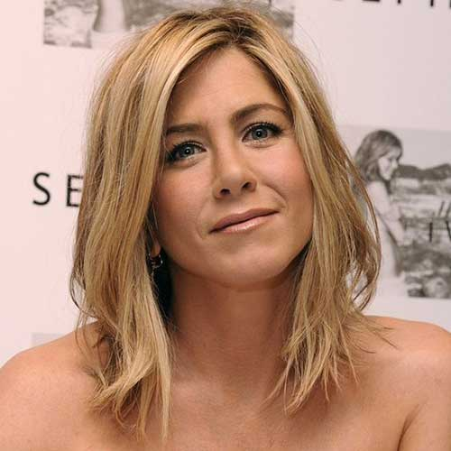 Long Bob Jennifer Aniston