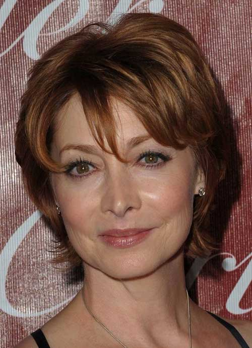 Older Womens Short Haircuts