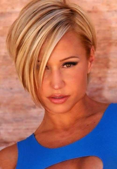 15 Short Blonde Haircuts