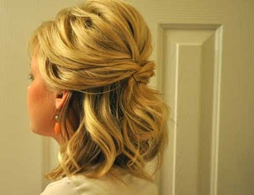 Short Wavy Hairstyle-10