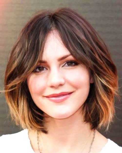 10.Short Hairstyles for Thin Hair