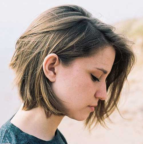 Cute Hairstyles for Short Hair-11
