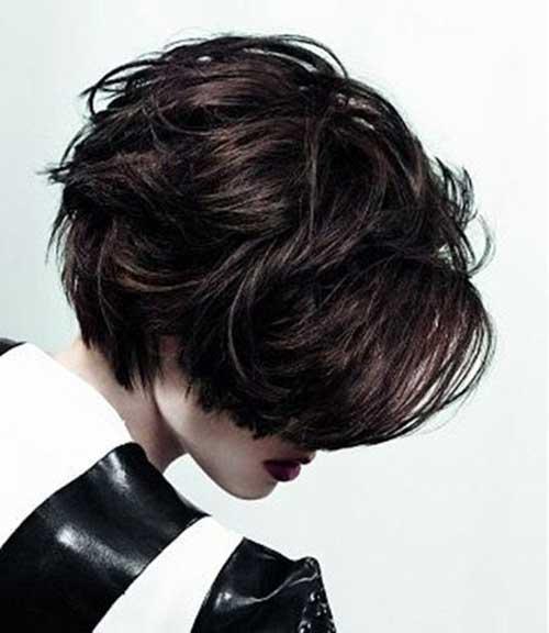 Dark Short Hair Colors-11