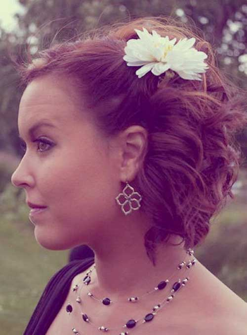 11.Hairstyles for Girls with Short Hair