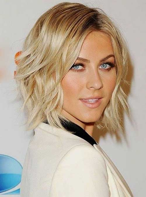 Short Blonde Hairstyles-11