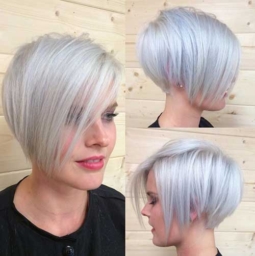Short Hairstyles for Thin Hair-11