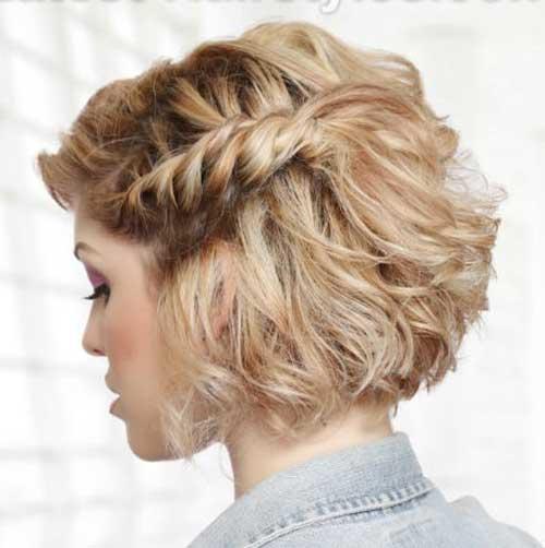 Braided Short Hairstyles-12