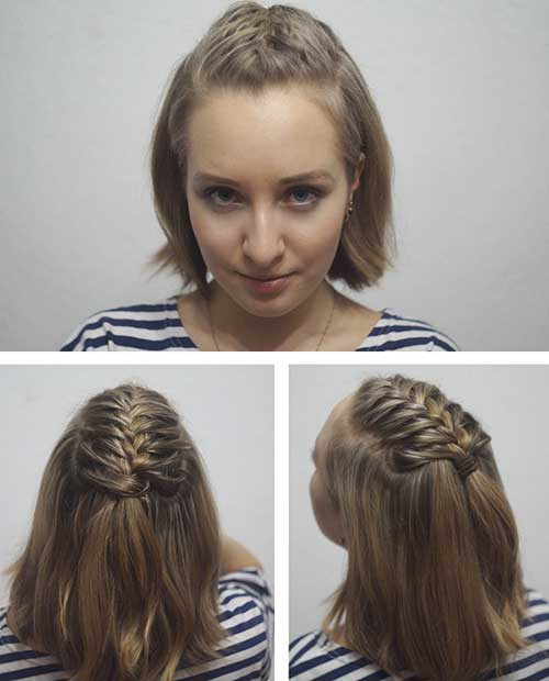 20 Best Cute Hairstyles for Short Hair | Short Hairstyles ...