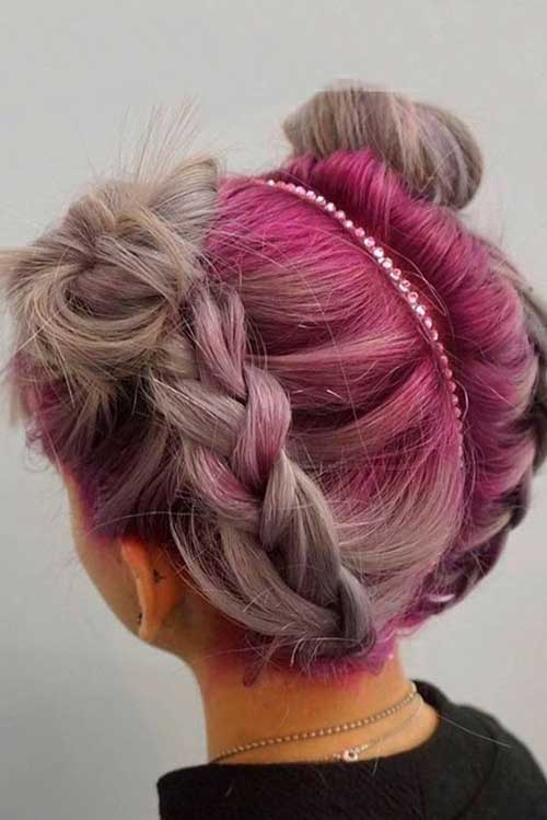 Braided Short Hairstyles-13