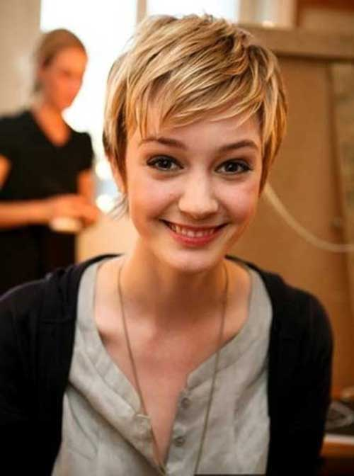 Short Hairstyles -14