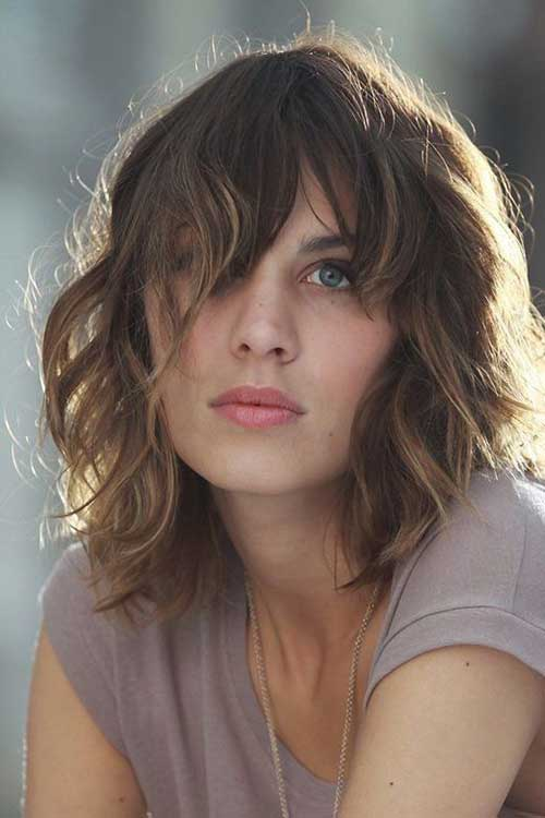 Short Wavy Hairstyle-14