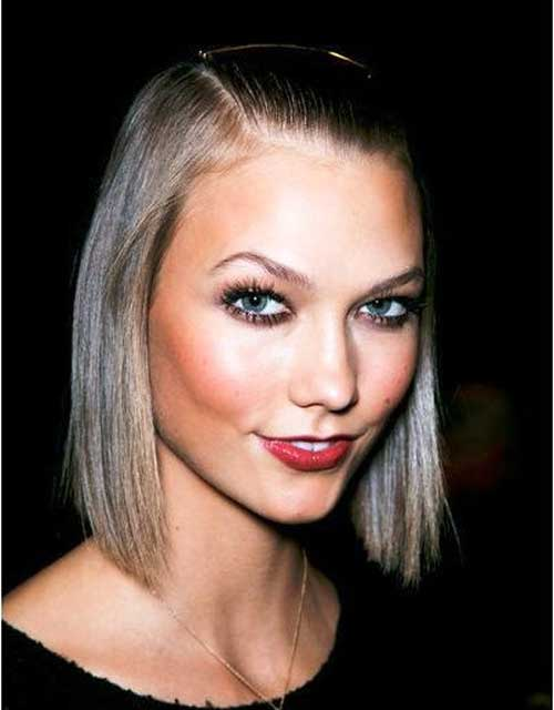 Hairstyles for Girls with Short Hair-15