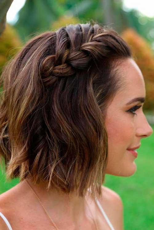 Braided Short Hairstyles-15