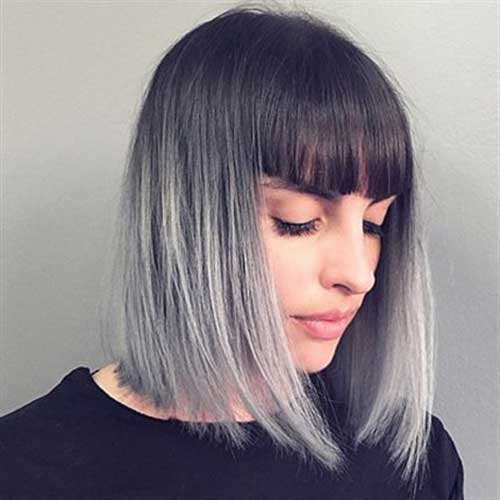 Short Haircut 2014-16