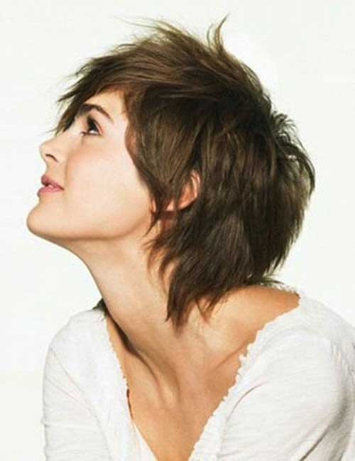 Layered Short Haircuts-17