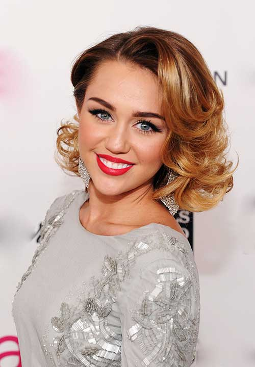 Hairstyles for Girls with Short Hair-19
