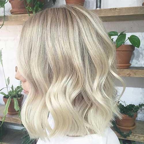 Wavy Short Hair Styles-20