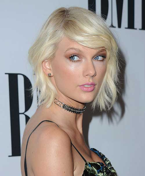 23. Latest Short Hairstyle