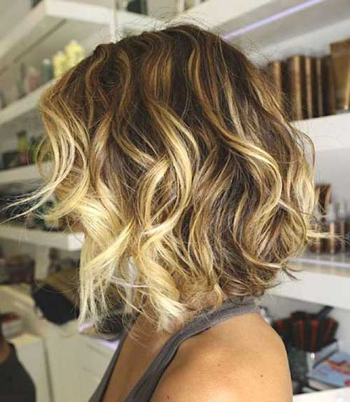 24. Latest Short Hairstyle