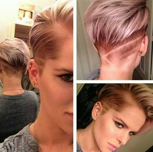 24.Popular Short Haircut 2016