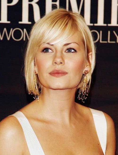Short Haircuts with Bangs-25
