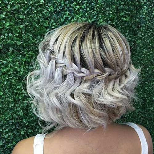 6. Latest Short Hairstyle