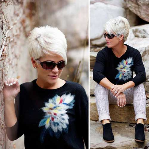 Blonde Short Hair Ideas You Have To See Short Hairstyles